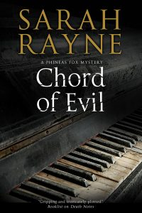 Chord of Evil by Sarah Rayne