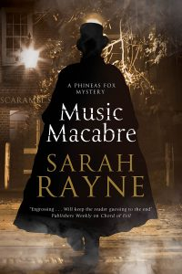 Music Macabre by Sarah Rayne