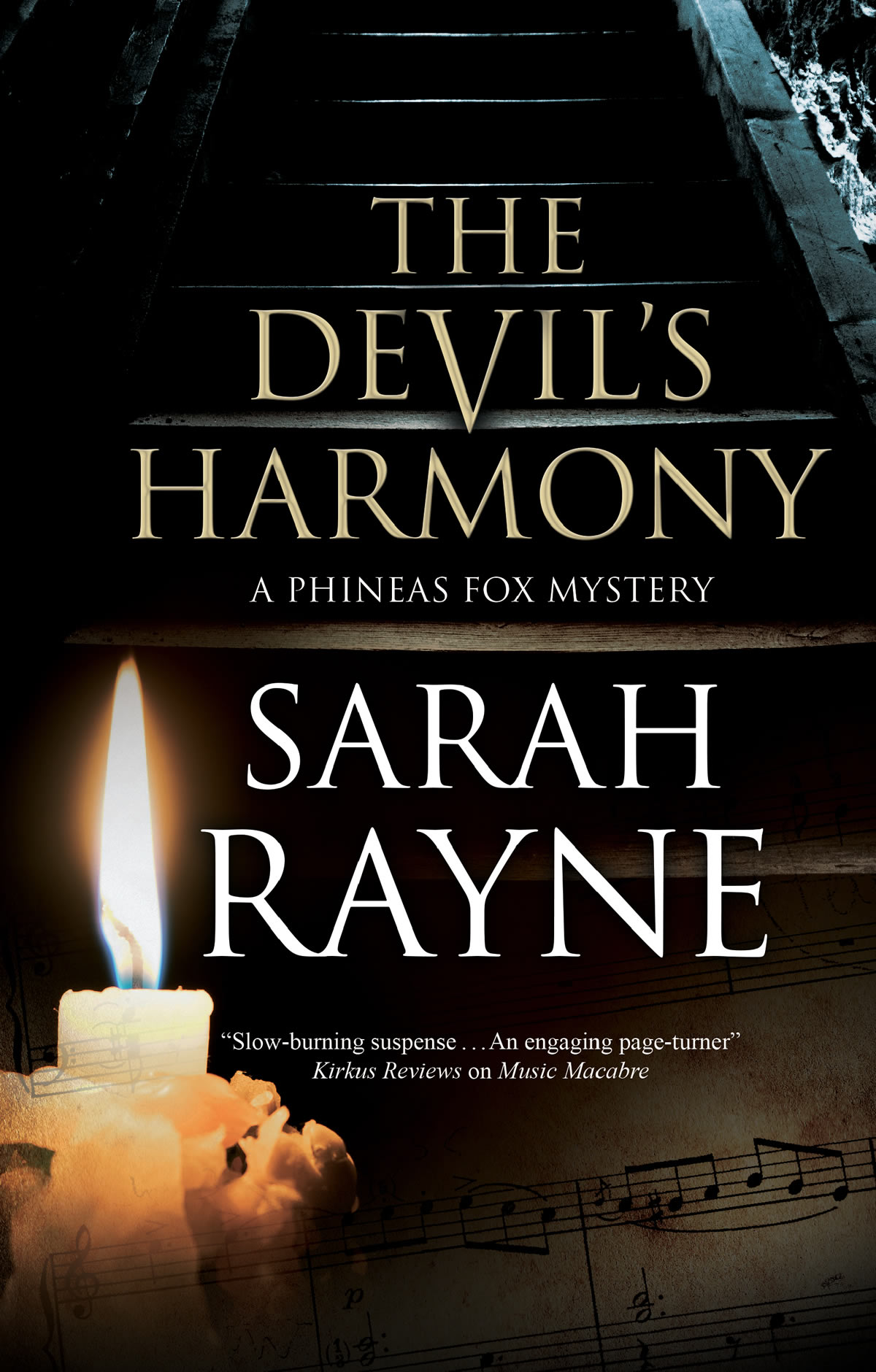 The Devil's Harmony by Sarah Rayne